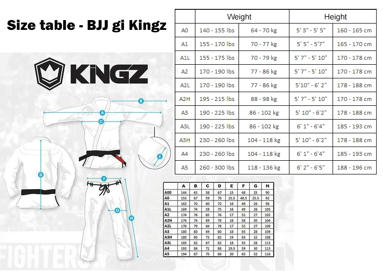 size_table_kingz_men_bjj_gi